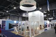 Willow turns CES booth into clear breast-pumping room