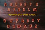 Oscar Mayer's 'bacon font' delivers a message about consistency