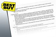 Commitment issues and the Best Buy RFP