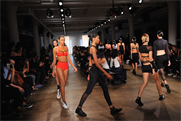 Chromat features diverse models in New York show. Credit: Getty