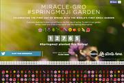 "Miracle-Gro ""#springmoji"" by 360i."