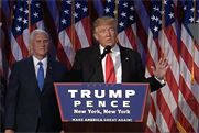 Advertising and media investors overseas react to Trump victory