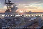 Donald Trump's first general election ad is surprisingly safe