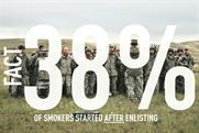 In new VMA spots, Truth Initiative asks whether Big Tobacco is exploiting veterans and the mentally ill