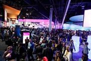 CES: A first-timer's view from the convention floor