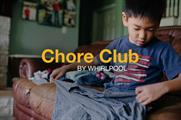 Ad of the Week: Whirlpool introduces chores into kids' home learning routines