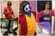 The absolute best agency Halloween costumes