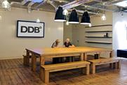 DDB tops R3's global new-business chart for March on strength of Time Warner win