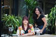 Deutsch's Carie Bonillo and Gabriela Farias