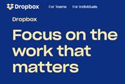 Argonaut wins creative account for Dropbox in final round Zoom pitch