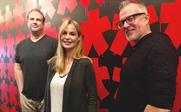 (L to R) David&Goliath new hires Marc Schwarzberg, Frauke Tiemann and Mark Koelfgen