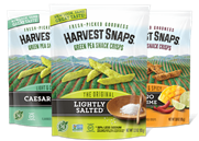 It's crunch time for resolutions, so Harvest Snaps offers encouragement