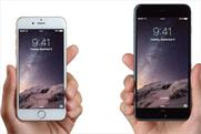 iPhone 6: sales of the smartphone drove Apple's record-breaking Q1 sales and profits