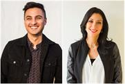 3AM's new director of strategy Shawn Shahani and Jamie Olson, senior VP of business leadership at Blue Chip