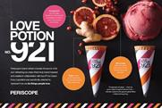 Love Potion No. 921: Why Periscope launched branded ice cream