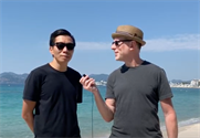 Five-ish questions in Cannes: Richard Ting, R/GA, CXO & CCO US