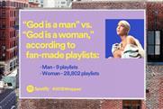 Spotify's 2018 campaign: Ariana Grande, Post Malone and more
