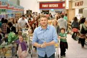 Morrisons 'let's celebrate' by DLKW Lowe