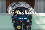 Old Navy zooms in on women's bottoms to say 'Hi, Fashion'