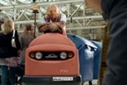 Virgin Trains 'high frequency' by Miles Calcraft Briginshaw Duffy