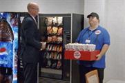 ESPN 'vending machine' by Wieden & Kennedy New York