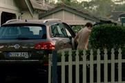 Volkswagen 'sleepwalker' by DDB Sydney