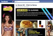 La Senza 'nudist beach' by Karmarama