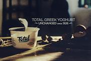 "Total Greek Yoghurt ""nineteen twenty thirteen"" by AMV BBDO"