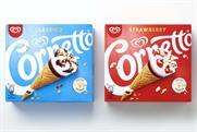"""Unilever """"Cornetto global design"""" by Design Bridge"""