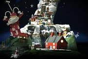 BBC Two 'Christmas idents' by Red Bee Media