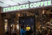 Starbucks 'interactive shop fronts' by BBDO Toronto + Blast Radius