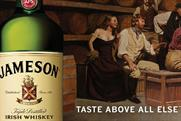Jameson 'legendary tales of John Jameson' by TBWA\Chiat\Day New York