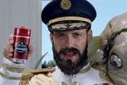 Old Spice 'smell better than yourself' by Wieden & Kennedy Portland