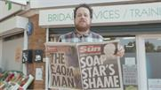 The Sun 'get involved' by Grey