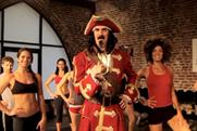 Captain Morgan 'workout' by Pereira & O'Dell