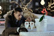 Stella Artois 'ice lounge' by Mother