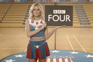 BBC Four 'America Season' by Red Bee Media