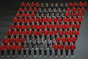 Honda 'Stepping' by Mcgarrybowen