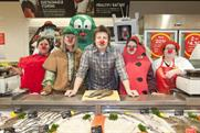 Sainsbury 'Comic Relief' by AMV BBDO