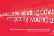 Virgin Trains 'relaunch' by MCBD & Elvis