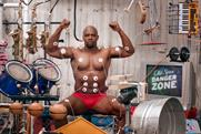 Old Spice 'muscle music' by Wieden & Kennedy Portland