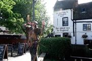 UK brewer campaigns to save the pubs