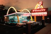 McDonald's '1955' by DDB Oslo