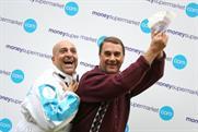 Moneysupermarket.com 'Mansell' by MCBD