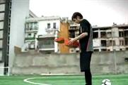 Nike 'football' by Arnold