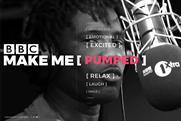 "BBC ""Make me"" by BBC Creative"