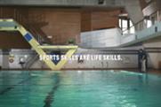 "Kidsport ""sports skills are life skills"" by DDB Vancouver"