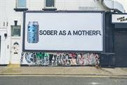 "BrewDog ""Sober as a motherfu"" by Uncommon Creative Studio"