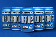 "Camden Town Brewery ""Camden Heroes"" by Wieden & Kennedy London"