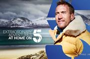 Ben Fogle stars in the Channel 5 at home programme